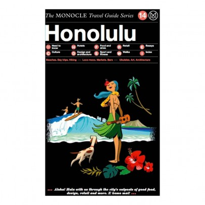 Monocle Honolulu Travel Guide-listing