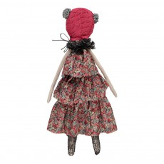 Jess Brown Pepper Fabric Collectors Doll-listing