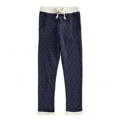 Blune Kids Liberty Jersey Lined Trousers-listing