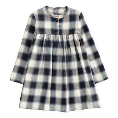 MAAN Checked Pines Dress-listing