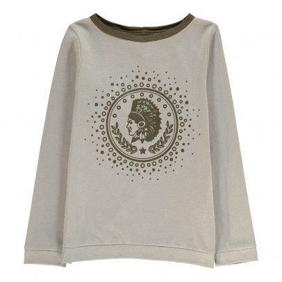 Blune Kids Indian Sioux T-Shirt-listing
