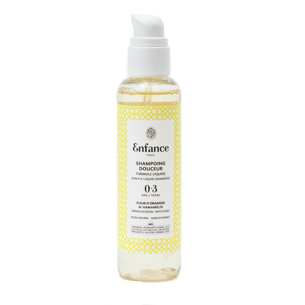 Enfance Paris Softening Shampoo 0-3 years-product
