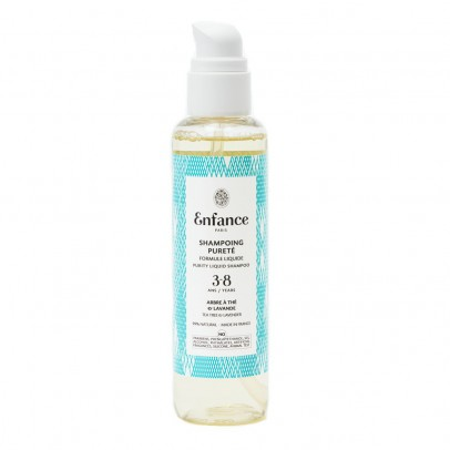 Enfance Paris Shampoo Purezza 3-8 anni-listing