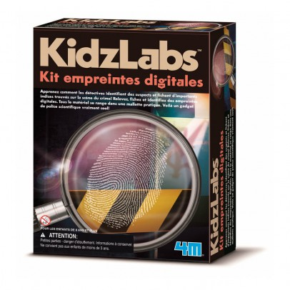 4M Kit de huellas dactilares-listing