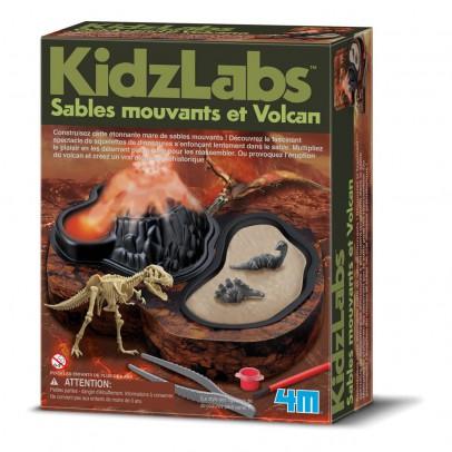 4M Kit sables mouvants et volcans-listing