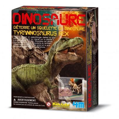 4M kit destierra tu dinosaurio T-Rex-listing