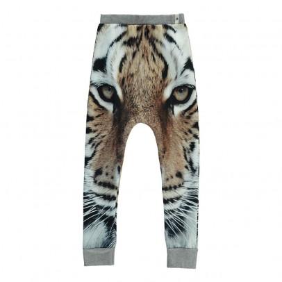 POPUPSHOP Legging Baggy Tigre Coton Bio-listing