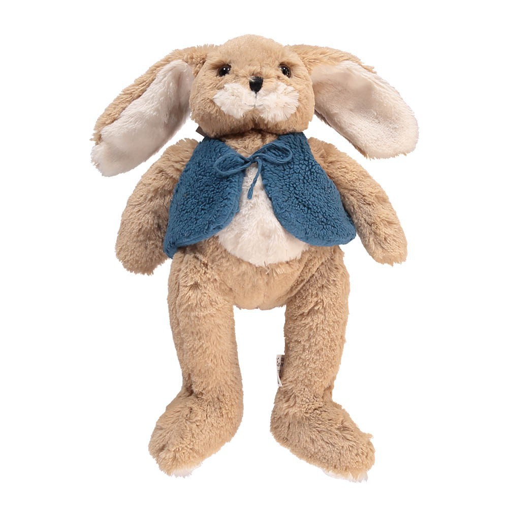 Soft Rabbit Cuddly Toy with Jacket-product