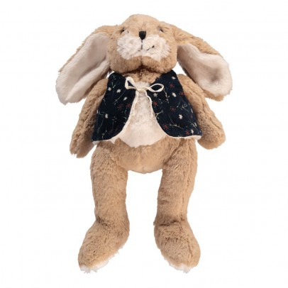 Bonton Rabbit Cuddly Toy with Floral Jacket-product