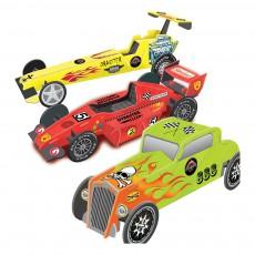 Crea lign' Modellen von Rennwagen-listing