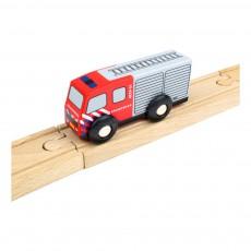 Ikonic Toys Feuerwehrwagen -listing