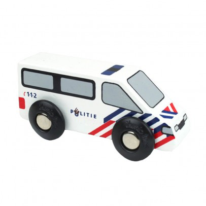 Ikonic Toys Coche de policía-listing