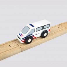 Ikonic Toys Macchina della Polizia-listing