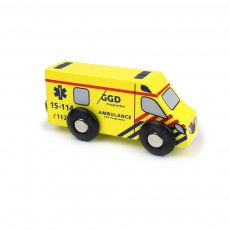 product-Ikonic Toys Ambulance