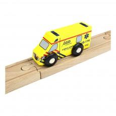 Ikonic Toys Ambulanza-listing