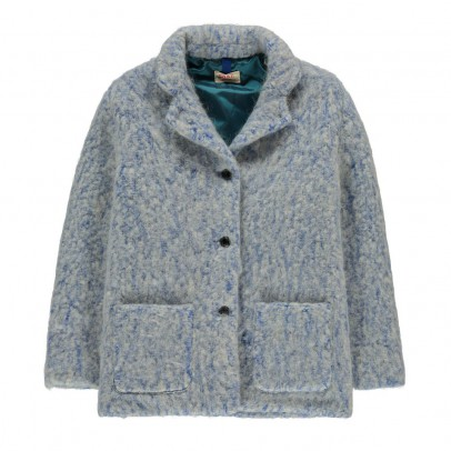 MAAN Mantel aus Wolle und Mohair True-listing