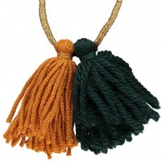 Tambere Collier Pompon-listing
