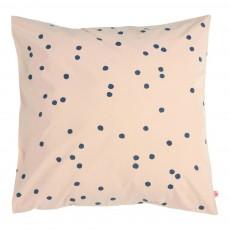 La cerise sur le gâteau Odette Grey Dots Pillowcase-listing