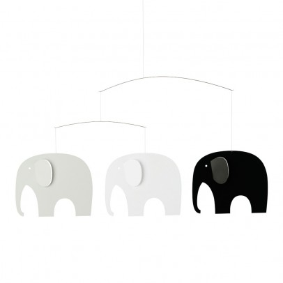 Flensted Giostrina Elefante Party-listing