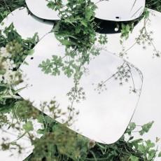 M Nuance Miroir extra plat biseauté - forme aléatoire carrée-listing