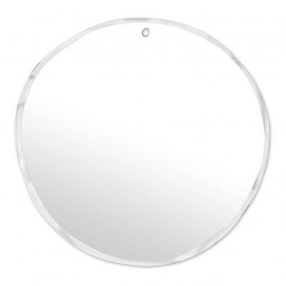 M Nuance Miroir extra plat biseauté - forme aléatoire ronde 67,5x70 cm-listing