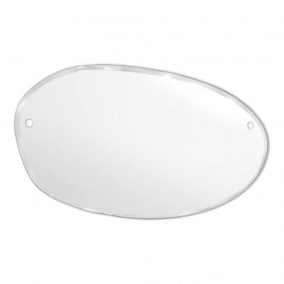 M Nuance Miroir extra plat biseauté - forme aléatoire  ovale horizontale100x60 cm-listing