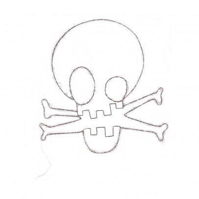 Zoé Rumeau Luminescent skull-listing