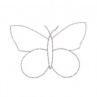Zoé Rumeau Lighted butterfly-listing