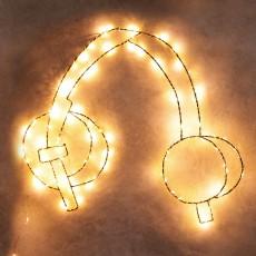 Zoé Rumeau Light up Helmet Sculpture-listing
