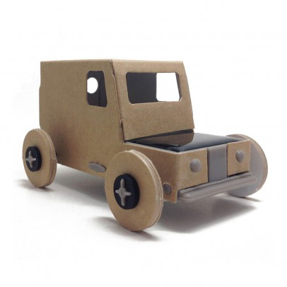 Litogami Build Your Own Solar Power Car Nightlight-listing