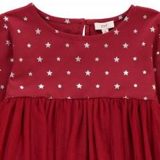 Zef Vestito con stelle in tulle Grazia-listing