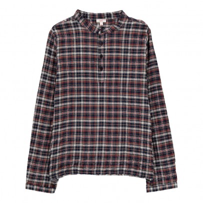 Zef Camisa Cuadros Davis-listing