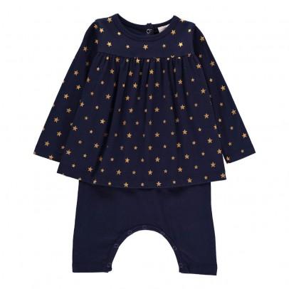 Zef Vestito leggings con stelle Mariu-listing