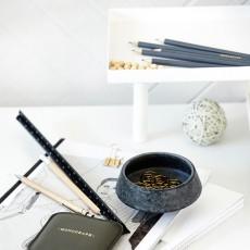 House Doctor Caja de lápices con goma - Set de 12-listing