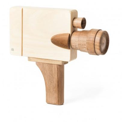 Fanny and Alexander Cámara de vídeo en madera-listing