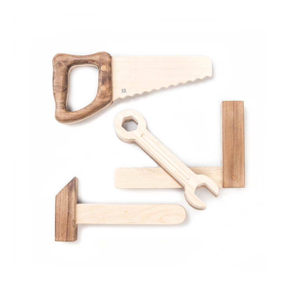 Fanny and Alexander Wooden Tool Set-product