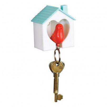 Rex Cabane et porte-clés oiseaux-product