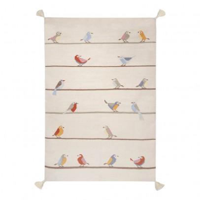 Art For Kids Alfombra iilim birds lana-listing