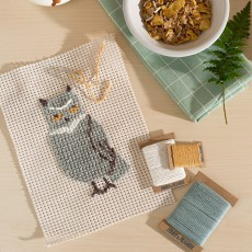 Fanny and Alexander Cross Stitch Owl Set-listing