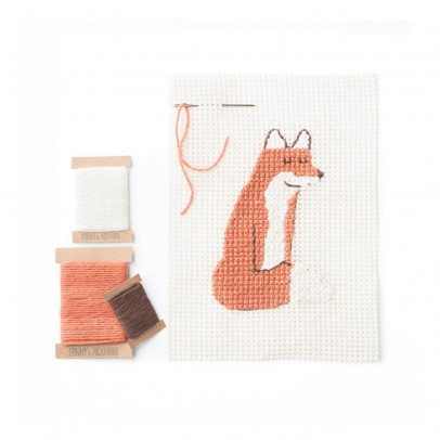Fanny and Alexander Cross Stitch Fox Set-listing