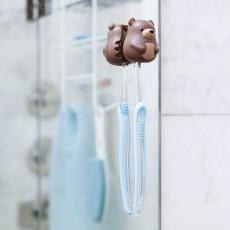 Kikkerland Porte brosse à dent ours-product