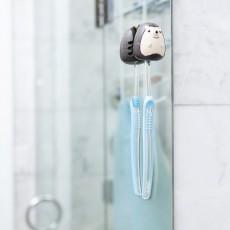 Kikkerland Hedgehog Toothbrush Holder-listing