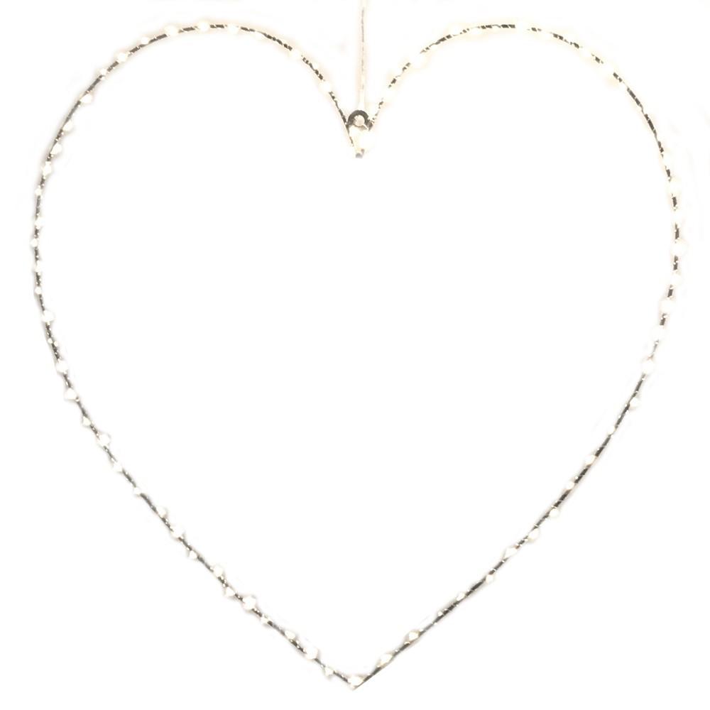 Corazón luminoso 80 LED-product