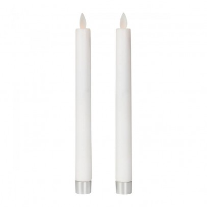 Smallable Home Bougies longues à LED - Set de 2-listing