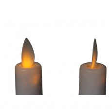 Smallable Home Long LED Candles - Set of 2-listing