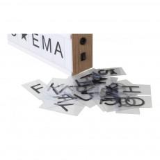 Smallable Home Boîte rectangulaire affichage lumineux 20x16 cm-listing