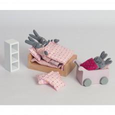 Encore ! Chambre rose-listing