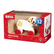 Brio Mini cheval à pousser-listing