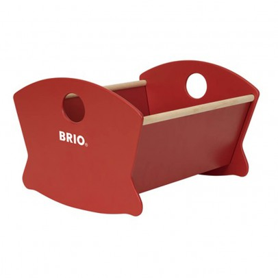 Brio Wooden Doll Crib-product