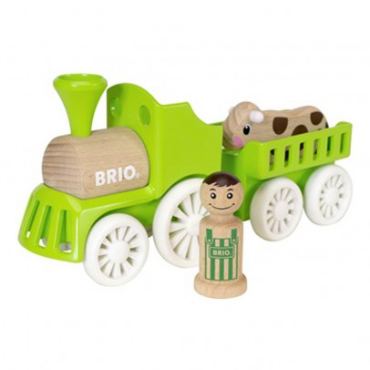 Brio Farm Train-product